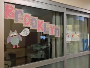 BK's room at Dell