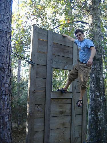Dan-climbing